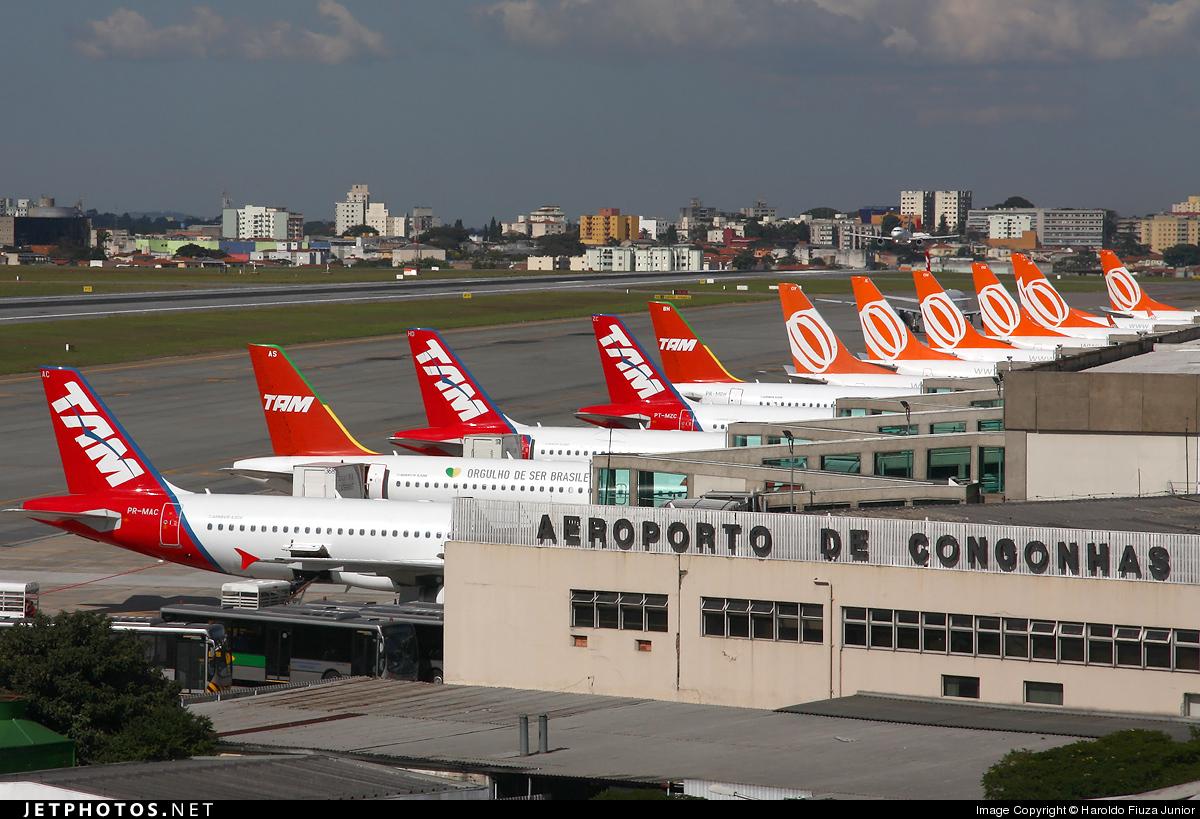 Aeroporto Sp : Aeroporto de congonhas terá limite maior de atraso e cancelamento