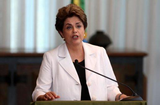 Dilma fala hoje no plenário do Senado com Lula na plateia