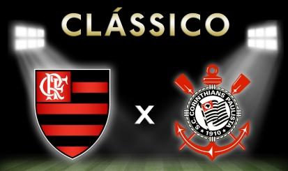 Corinthians E Flamengo Fazem No Domingo Clássico Da Série A
