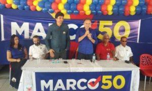 Nova eleição  Marcos Patrício será o candidato do PSOL e PCdoB a prefeito  em Cabedelo-Pb 1603bad691668